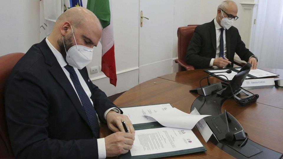 Protezione Civile: rinnovo del protocollo di Intesa Italia San Marino per nuovo impulso collaborazione