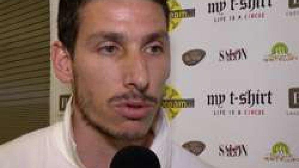 Alex GasperoniAlex Gasperoni: siamo pronti e sogniamo un altro gol in Europa