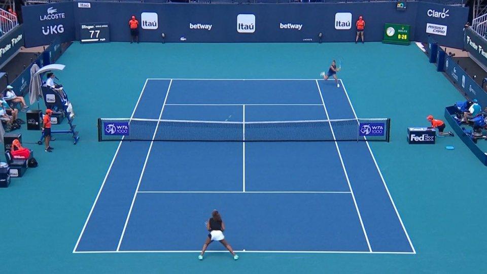 La finale è Barthy-Andreescu