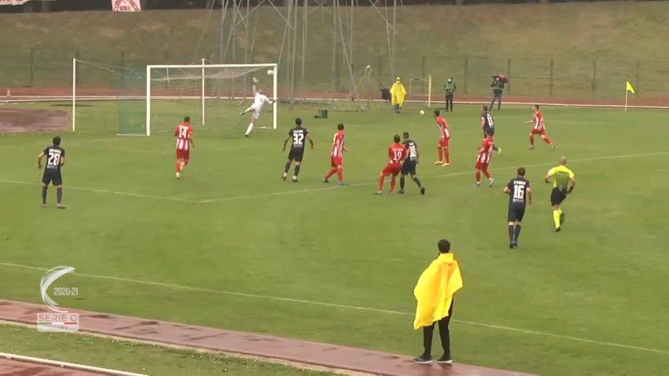 Matelica - Sambenedettese 1-0
