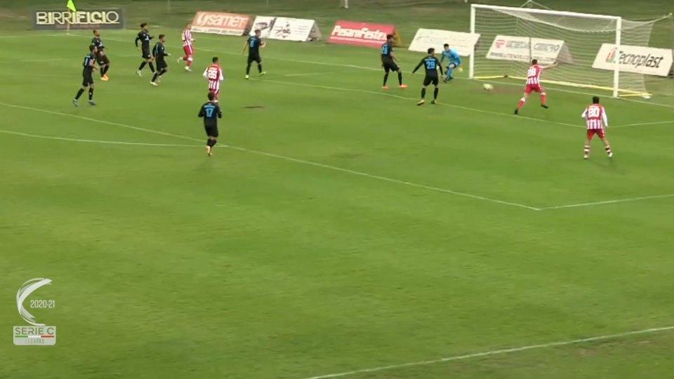 Vis Pesaro - Imolese 2-1