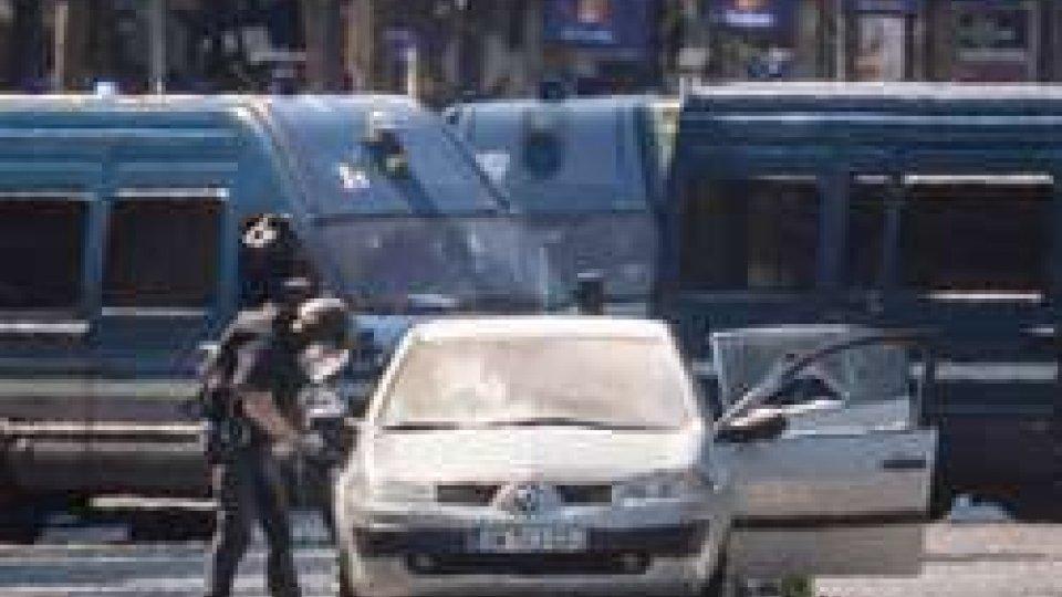 L'attentato di Parigi