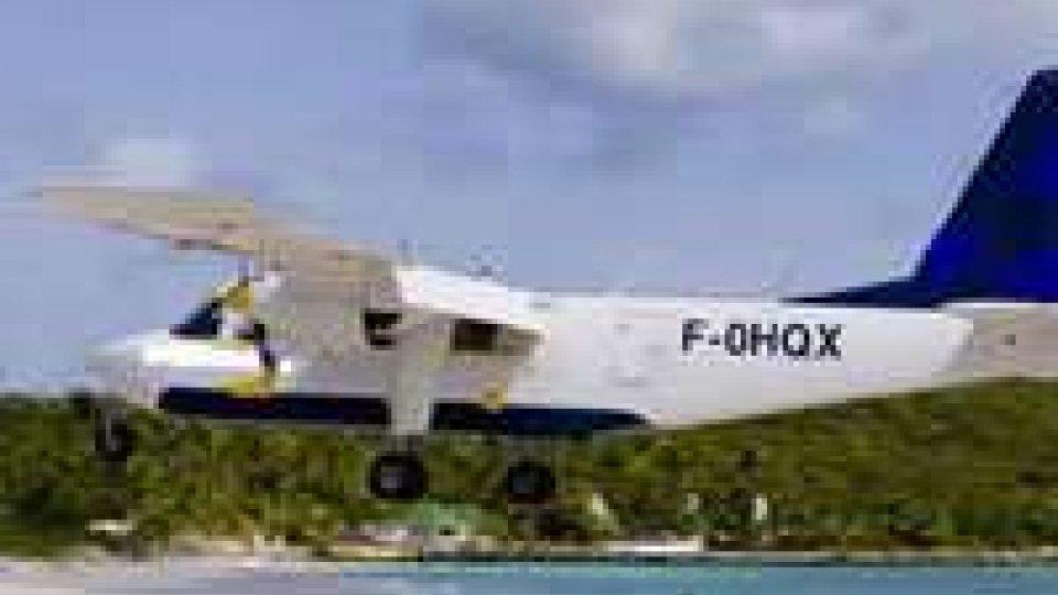 Los Roques: individuato il punto in cui è caduto l'aereo