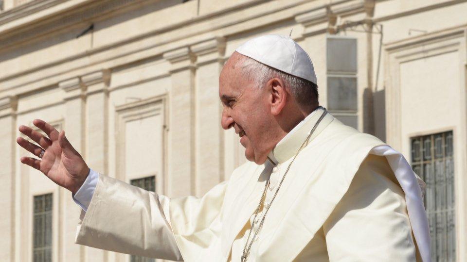 Papa Francesco (foto Pixabay)