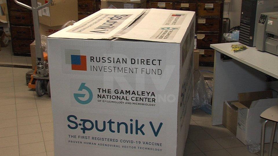 Covid: in arrivo la nuova fornitura di vaccini Sputnik