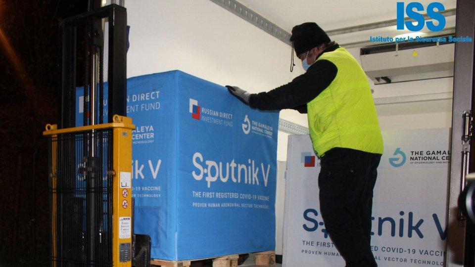 Covid San Marino: arrivate 37mila dosi Sputnik, domani le prime somministrazioni
