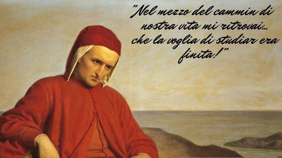 """Dante: il """"friendzonato"""" più famoso della storia"""