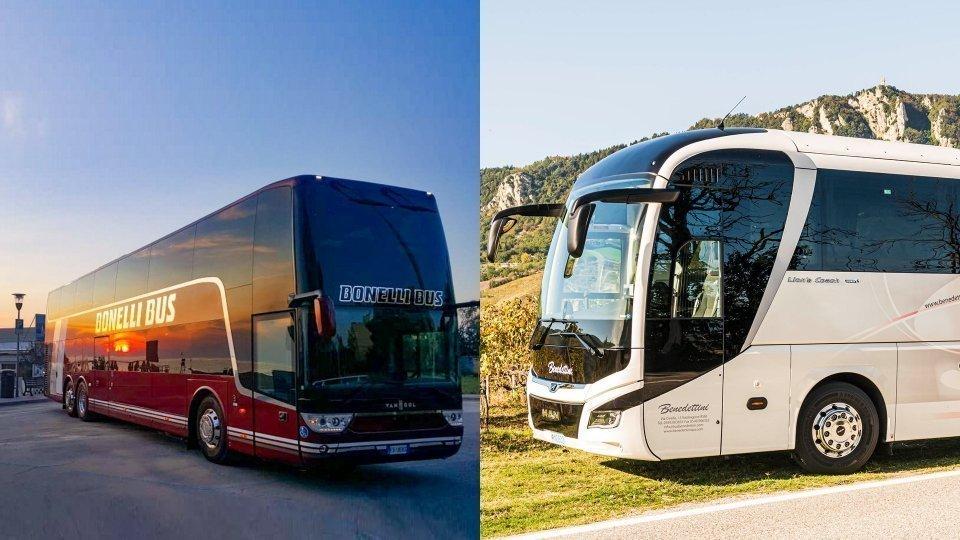 Trasporto: riparte da lunedì la linea internazionale Rimini-San Marino