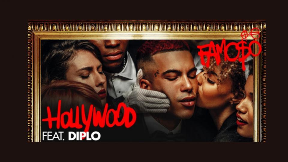 """""""Hollywood"""" il singolo di Sfera Ebbasta feat. Diplo"""