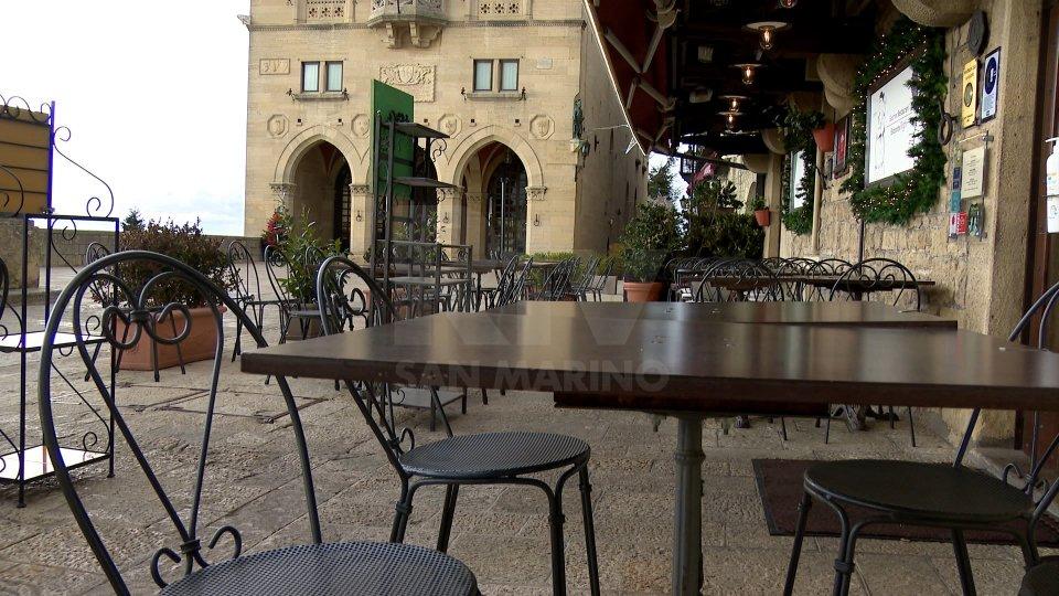 Un ristorante nel Centro Storico