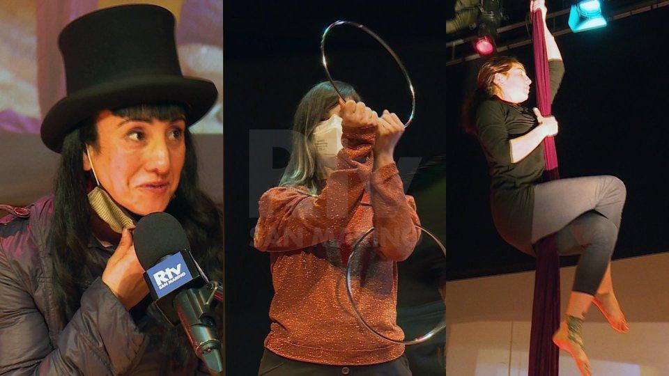 """Intervista con Lucia Righi, Responsabile """"Castello del Circo"""