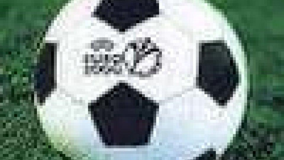 Calcio: incontri della Coppa Titano