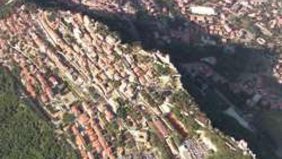 """Il Titano visto da un droneNuovo Piano Regolatore. San Marino """"Microcosmo della Biodiversità"""""""