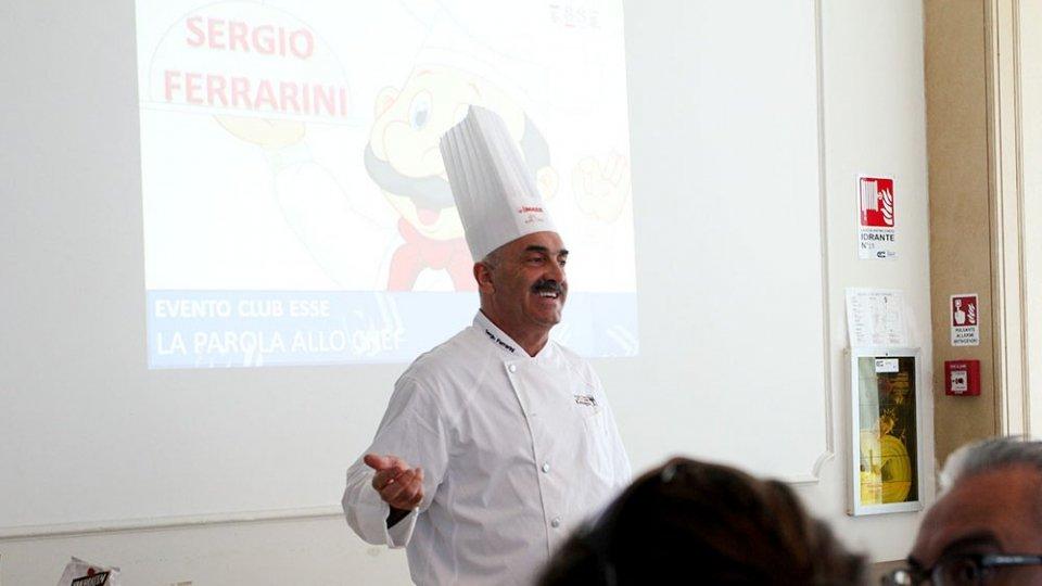 La cucina lenta dello chef Sergio Ferrarini