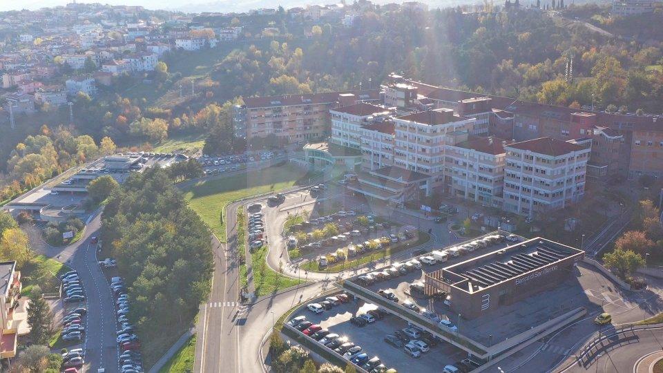 Covid San Marino: scende la pressione sull'ospedale, 8 i nuovi positivi