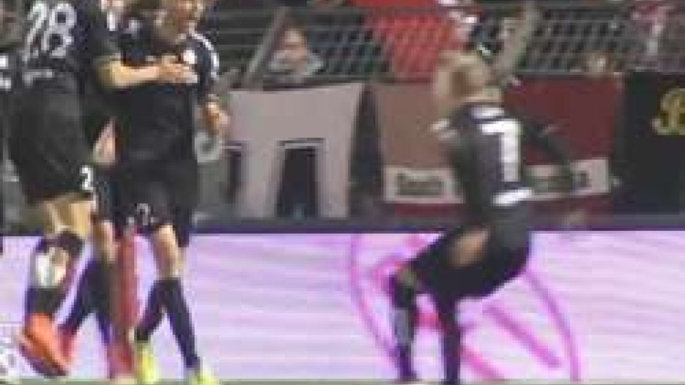 Serie C: il Sudtirol passa a VicenzaSerie C: il Sudtirol passa a Vicenza