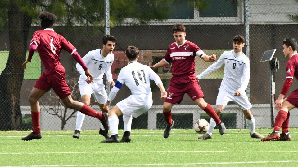 Foto San Marino Academy under 17