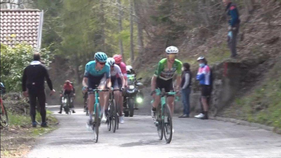 Tour of the Alps, quarta tappa a Pello Bilbao