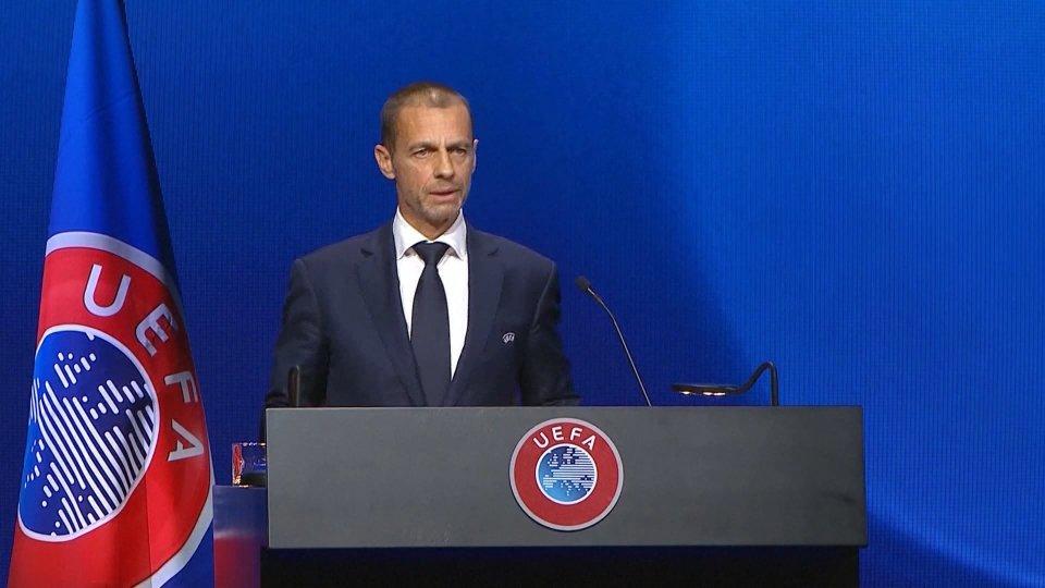 Nessuna sanzione, al momento per 12 club. Decise le sedi di Euro 2020
