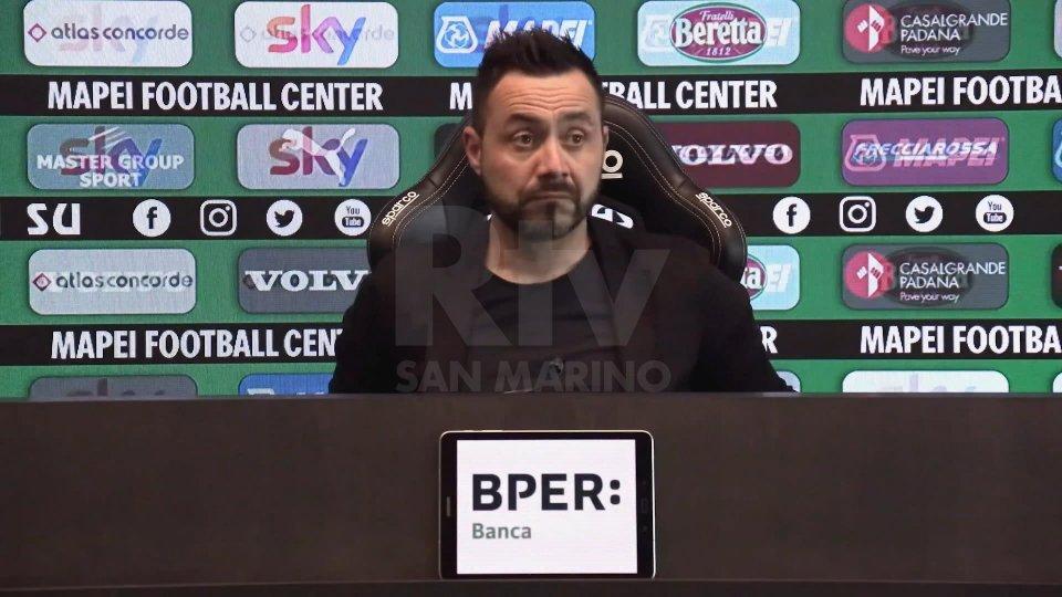 Intervista a Roberto De Zerbi
