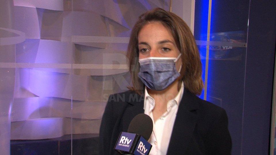 Nel video l'intervista a Giulia Ferrandi