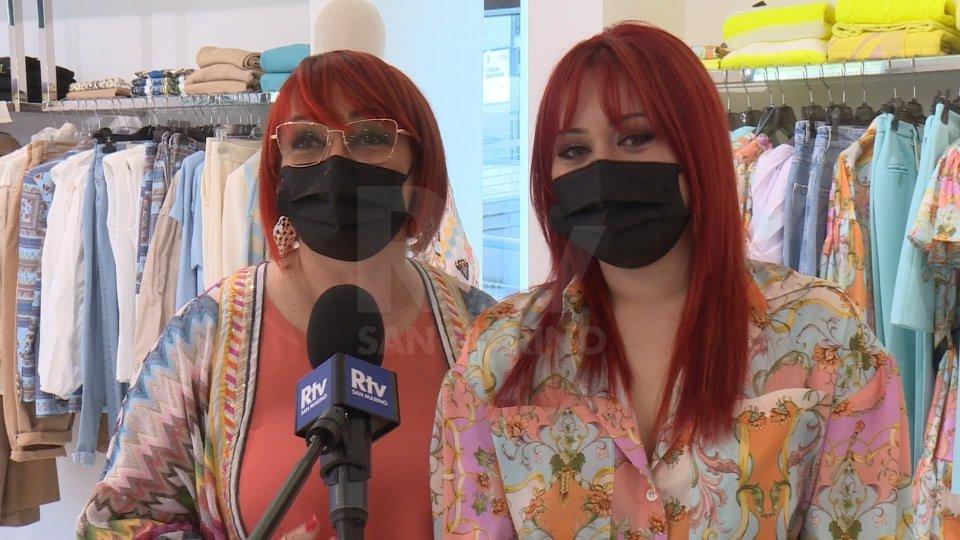 Nel servizio l'intervista a Giuliana Casali e Valentina Martellucci
