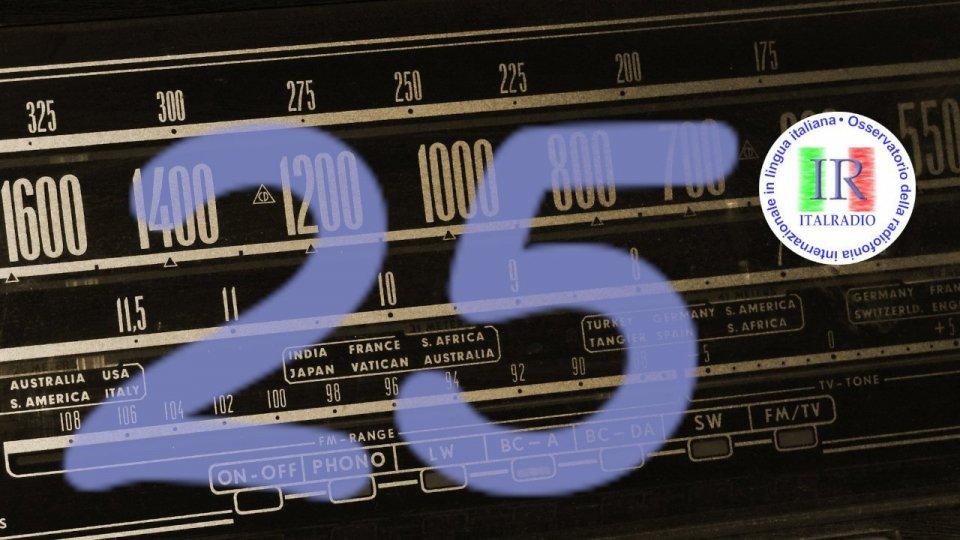 Verso il 25° anniversario di Italradio