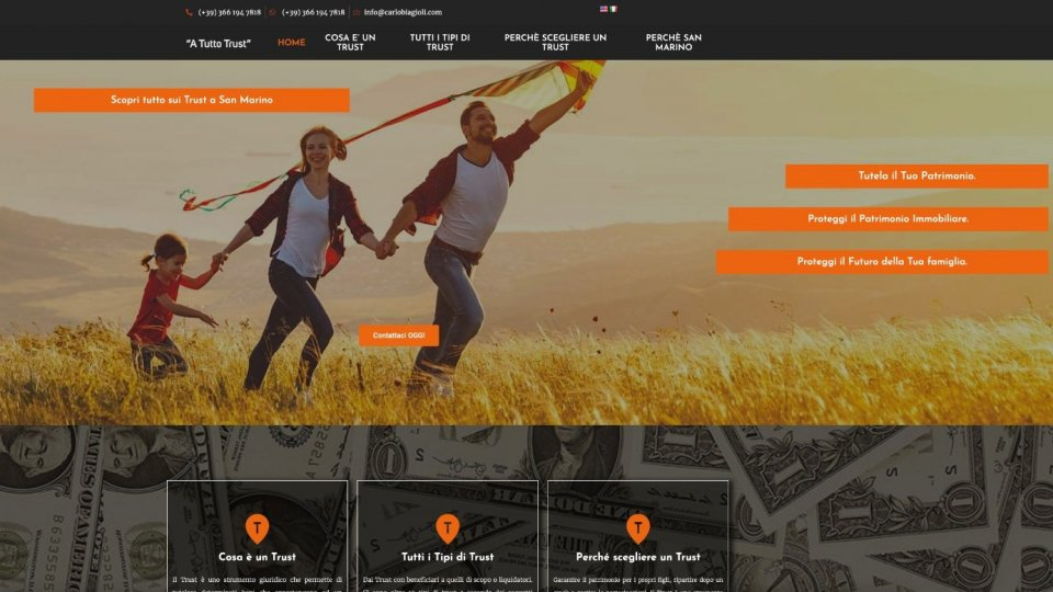 Online trustsanmarino.com