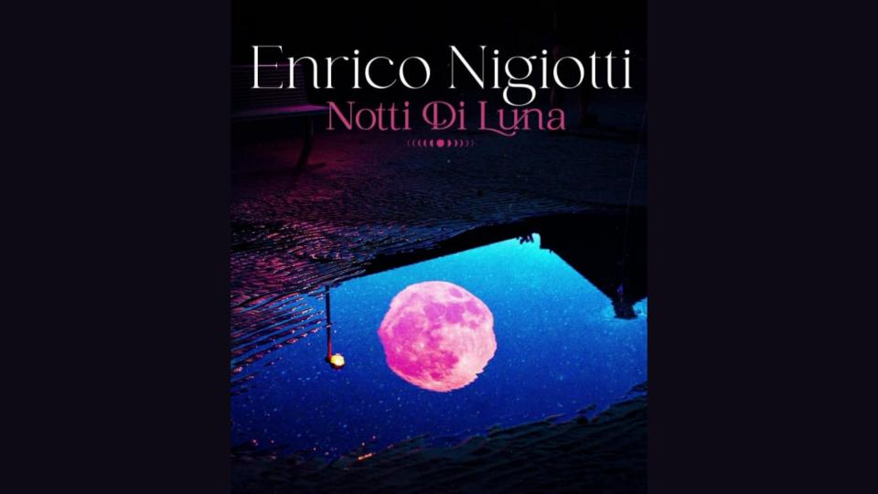 """""""Notti di luna"""" di Enrico Nigiotti è un dialogo profondo in riva al mare"""