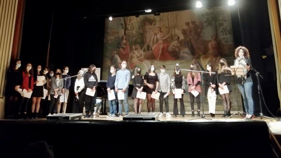 La lettura dei versi dell'Inferno latino  di Giovanni Bertoldi dà l'avvio alla prima parte di conferenze e letture dell'Anno Dantesco a San Marino.