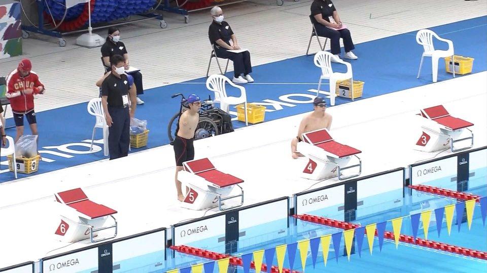 Paralimpiadi: test event al Tokyo Aquatics Center