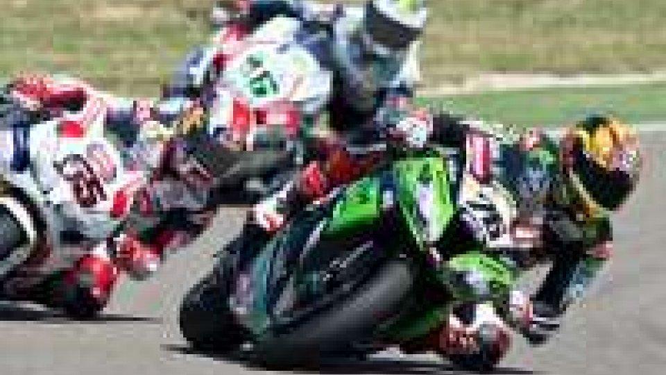 Superbike: Silverstone incorona Rea e Baz.