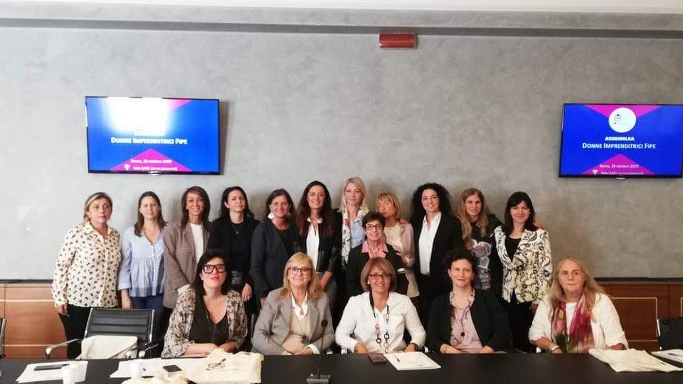 FIPE-Confcommercio, Gruppo Donne Imprenditrici FIPE e Polizia di Stato hanno firmato a Roma il Protocollo d'Intesa e avviato la campagna #sicurezzaVera: insieme contro la violenza di genere