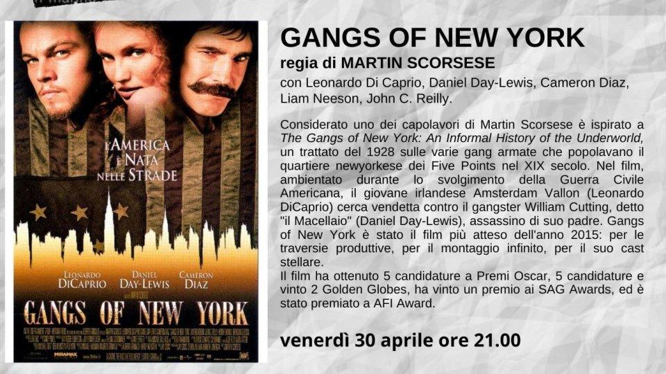 """Un capolavoro di Martin Scorsese e una novità """"PALM SPRINGS"""""""