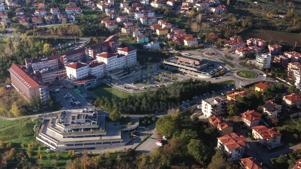 """Covid San Marino: continuano a scendere i positivi, ricoveri stabili. Riaprono """"La Fiorina"""" e """"Colore del grano"""""""