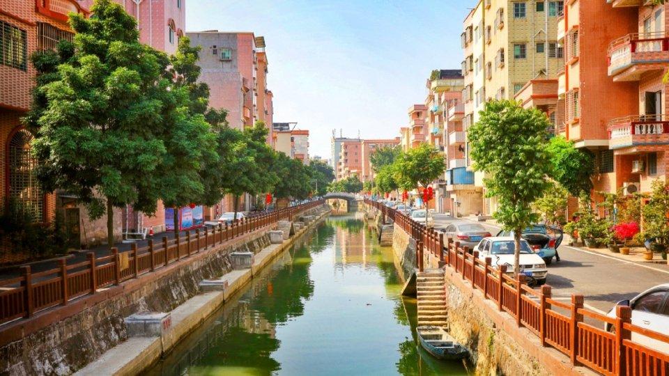 I giovani d'Europa disegnano Dongguan la città del futuro esempio di armonia tra sostenibilità e sviluppo economico