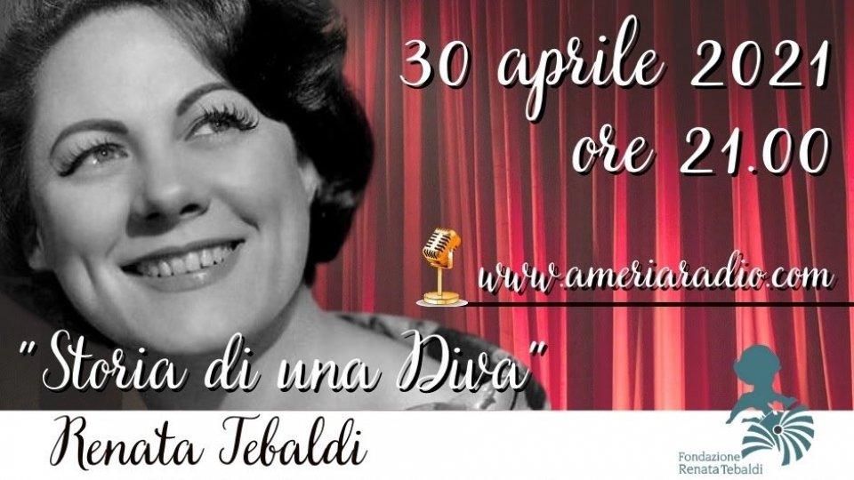 Renata Tebaldi e il belcanto protagonisti su Ameria Radio
