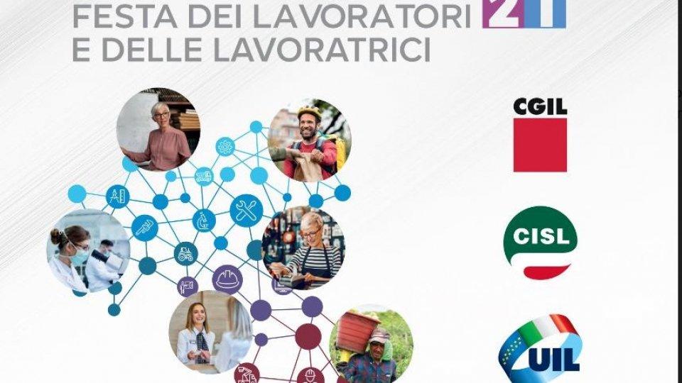 1° Maggio 2021. L'Italia si cura con il lavoro