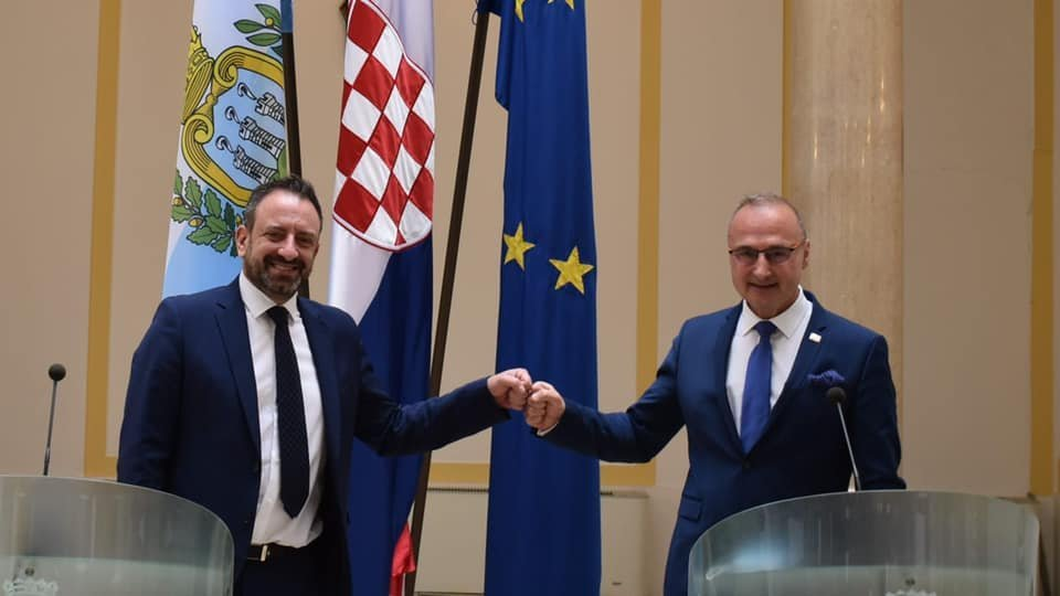 Visita del Segretario di Stato per gli Affari Esteri in Croazia