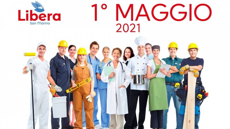 Libera: 1° Maggio '2021, uno stimolo ad una riforma profonda del mercato del lavoro