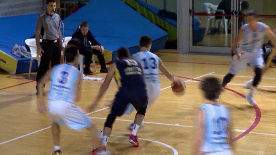Basket: Verso Titans - Recanati