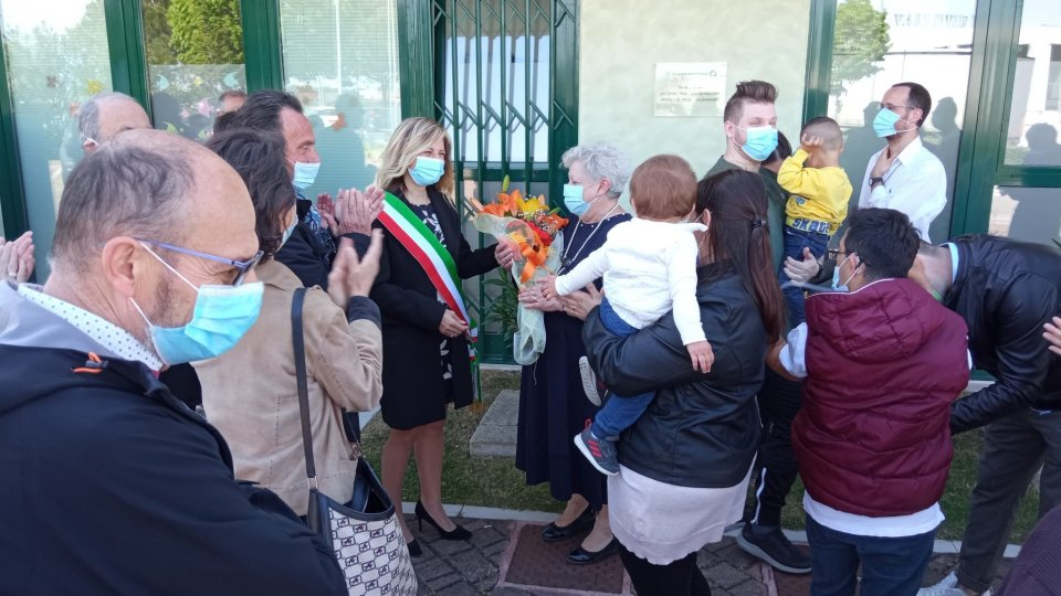 Coriano, omaggio al dottor Maurizio Bertaccini con l'intitolazione della Casa della Salute