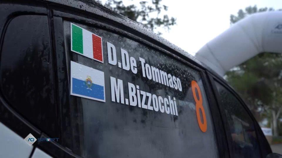 Targa Florio: De Tommaso in testa dopo la prima speciale