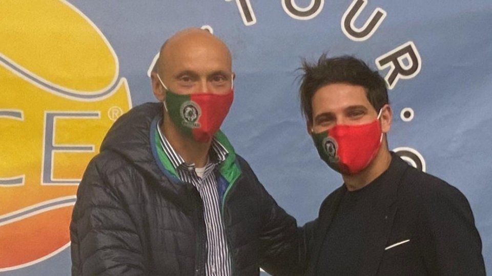 Andrea Candeloro nuovo Direttore Sportivo sp Cailungo Futsal