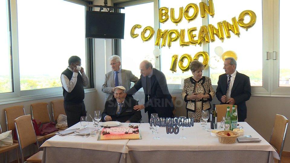 Il compleanno di Andrea Guidi