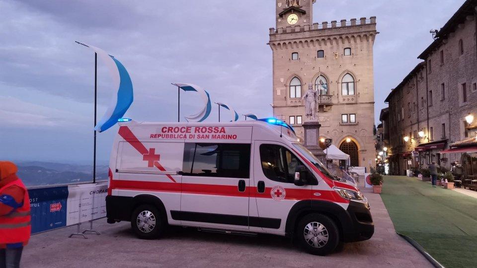Giornata della Croce Rossa: l'impegno di San Marino