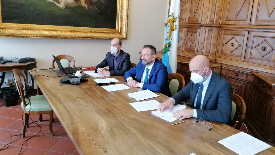 Beccari al Comitato dei Ministri dell'Iniziativa Adriatico Ionica