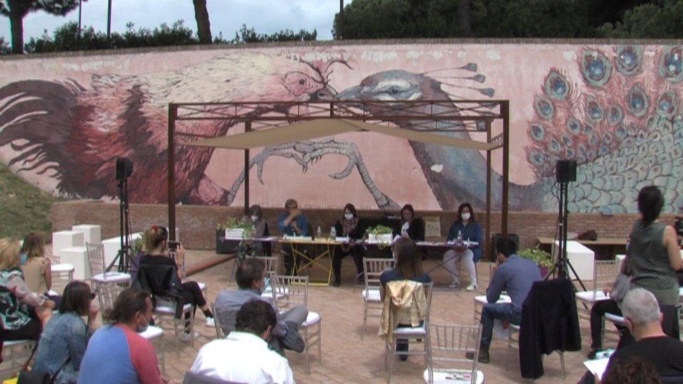 Sentiamo Silvia Montanari, Giulia Corazzi e Andrea Gnassi