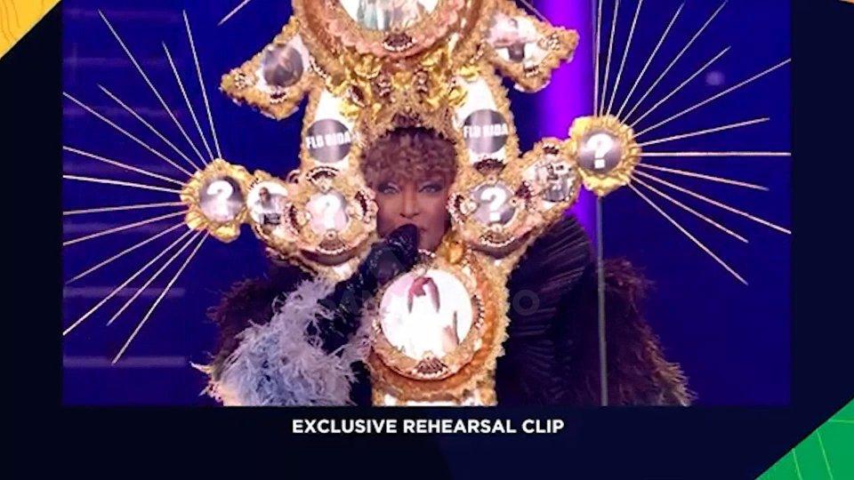 Countdown Eurovision: Senhit brilla nelle prove e in conferenza stampa