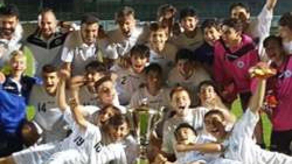 San Marino Academy: i Giovanissimi vincono il Torneo Marche- Romagna